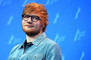 Ed Sheeran Hibur Pasien Anak di Rumah Sakit