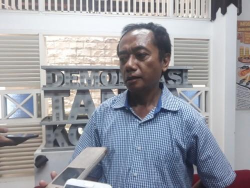 Peneliti Indonesia Corruption Watch (ICW) Lais Abid. Foto: