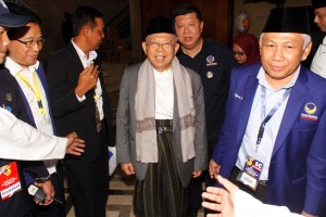 Ma'ruf Amin: Khilafah Otomatis Tertolak di Indonesia