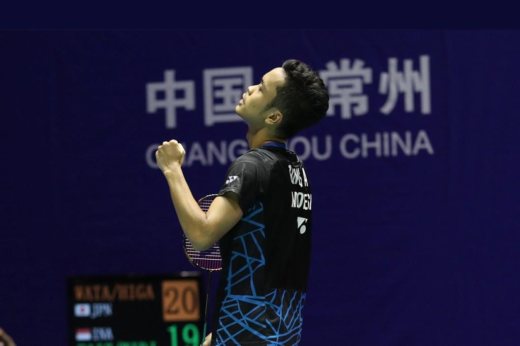 Lima Wakil Indonesia Maju ke Babak Kedua China Open 2018