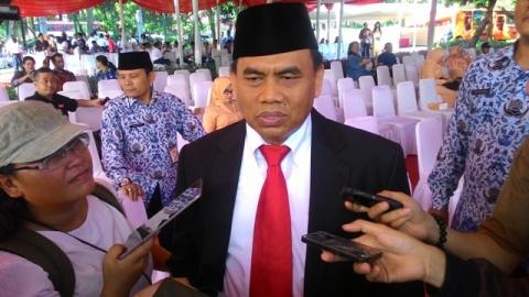 Sekda DKI Jakarta Saefullah. Foto: MTVN/Ilham Wibowo.