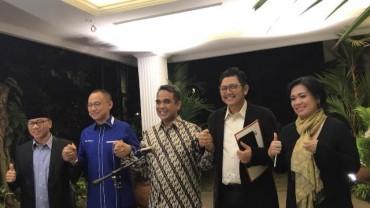 Prabowo-Sandi Usung Koalisi Indonesia Adil Makmur