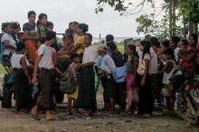 Bangladesh akan Relokasi Rohingya ke Pulau Baru