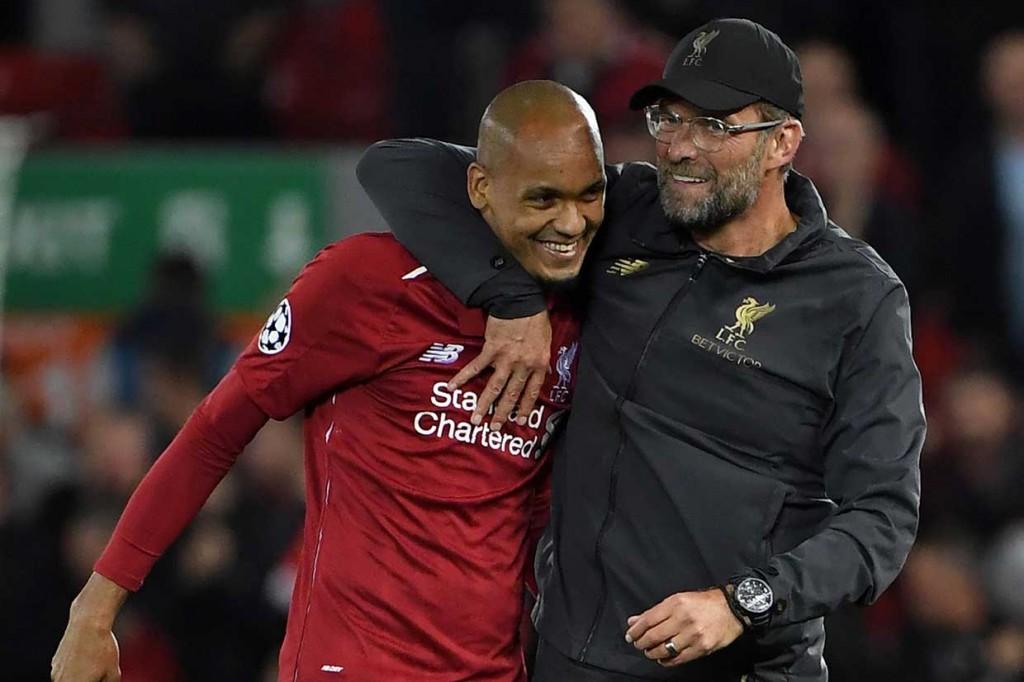 Liverpool Menang Dramatis 3-2 Atas PSG
