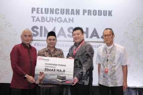 Bank Sinarmas Rilis Produk Tabungan Haji