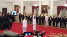 Gubernur dan Wakil Gubernur NTB Dilantik