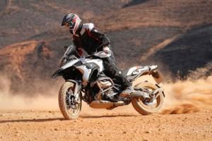 BMW Motorrad Sematkan Mesin 1.250 cc di Motor Petualangnya