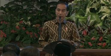 Jokowi: Cukai Rokok untuk Kesehatan Amanat UU