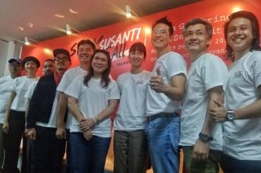 Film Biopik Susy Susanti Angkat Kisah Cinta dan Perjuangan