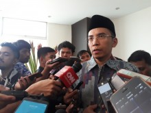 TGB Sambut Baik Dukungan Kepala Daerah buat Jokowi-Ma'ruf