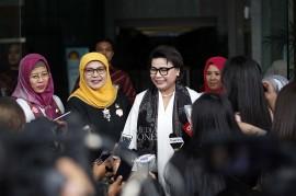 KPK Gandeng Istri Menteri untuk Dorong Pencegahan Korupsi