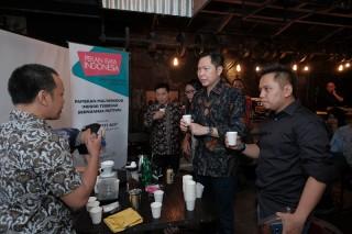 Membangun Industri Kopi Nusantara di PRI 2018