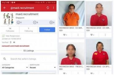 Singapura Bekukan Lisensi Agensi Penjual PRT Indonesia