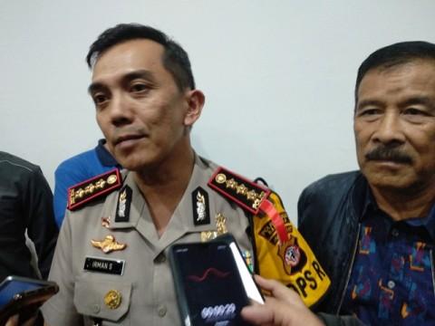 Kapolrestabes Kota Bandung Kombes Polisi Irman Sugema dan Umuh