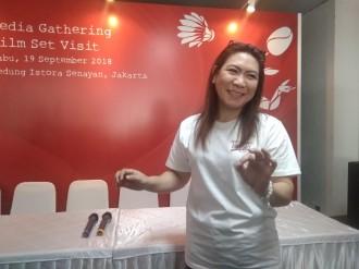Susy Susanti Komentari Aksi Buka Baju Jonatan Christie di Asian