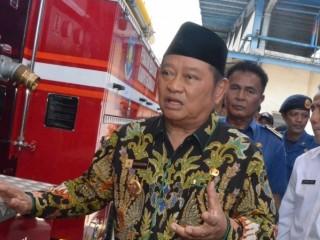 Bupati Sidoarjo Dukung Pengungkapan Pungli Puskesmas