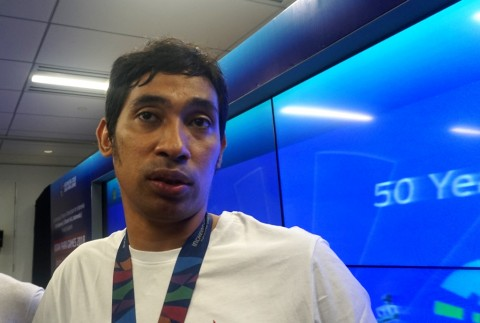 Berusia 41 Tahun, David Jacobs Masih Berambisi Harumkan Indonesia di Asian Para Games 2018