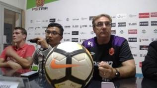 Pelatih PSM Sebut Operator Liga tak Adil
