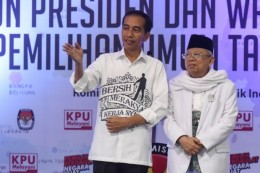 Koalisi Jokowi-Ma'ruf Siapkan Konten Kreatif