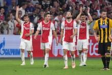 Ajax Terlalu Tangguh bagi AEK Athens