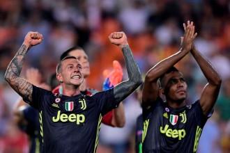 Ronaldo Dikartu Merah, Valencia Tetap Kalah dari Juventus