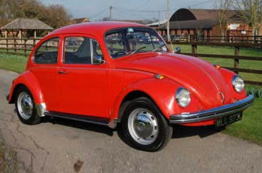 Tips Merawat Kodok Klasik ala Anto VW