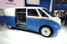 Volkswagen I.D. Buzz Cargo Concept Sasar Segmen Komersial