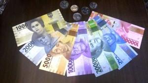 Rupiah Merekah ke Rp14.840/USD