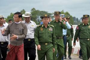PBB Desak Militer Segera Dihapus dari Politik Myanmar