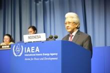 Indonesia Dukung Diplomasi Nuklir untuk Pembangunan Ekonomi