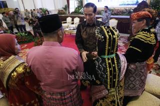 Jokowi Buka Rembuk Nasional Reforma Agraria di Istana