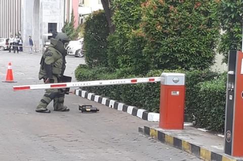 Pemilik Tas Ditemukan di UIN Syarif Hidayatullah Dicari Polisi