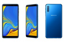 Samsung Galaxy A7 (2018) Bawa Tiga Kamera di Kelas Menengah