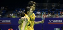 Resep Ricky/Debby Lolos ke Perempat Final China Open 2018