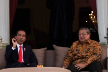 SBY Minta Jokowi Bantu Selesaikan Asia Sentinel