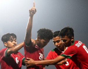 Jadwal Fase Grup Timnas Indonesia U-16 di Piala Asia 2018