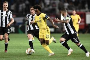 Kalahkan PAOK, Chelsea Menang Enam Kali Beruntun