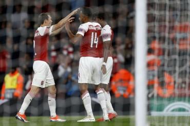 Start Mulus Dua Klub London di Liga Europa