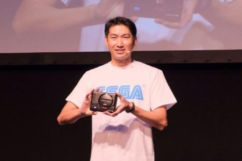 Sega mengumumkan Sega Mega Drive (Genesis) Mini bulan April