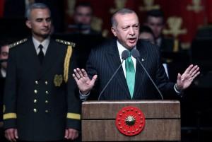 Erdogan Permudah Syarat jadi Warga Negara Turki