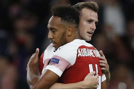 Arsenal Tundukkan Vorskla 4-2