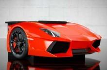Meja Replika Lamborghini Aventador Dijual dengan Harga Fantastis