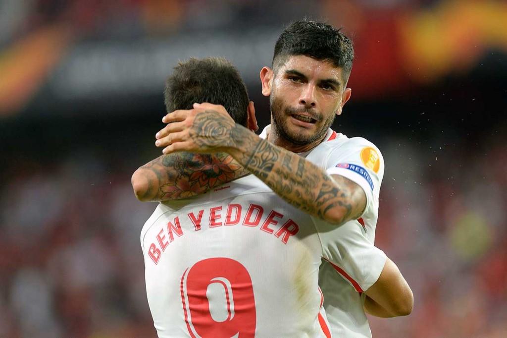 Sevilla Libas Standard Liege 5-1