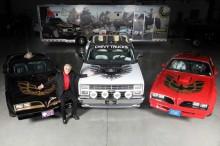Koleksi Burt Reynolds jadi Rebutan Kolektor Mobil Klasik