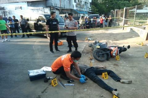 Lukai Polisi, Residivis Begal di Makassar Ditembak Mati