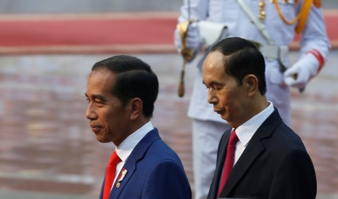 Presiden Vietnam Tran Dai Quang Wafat Medcom Id
