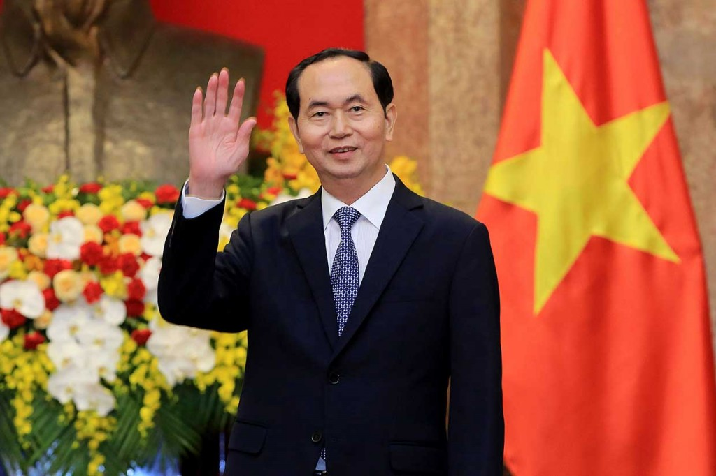 Presiden Vietnam Meninggal Dunia
