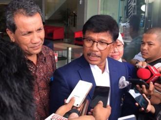 Relawan Jokowi tak Ikut ke KPU
