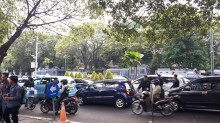 Jalan Imam Bonjol Ditutup Mulai Pukul 16.00 WIB