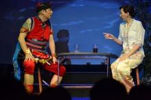Cerita Huang Hua, Legenda Bulu Tangkis Tiongkok yang Bermain Ketoprak di Klaten